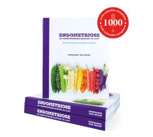 kookboek endometriosedieet reeds 1000 exemplaren verkocht