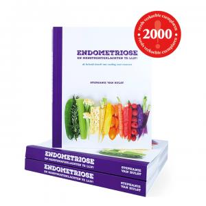 kookboek endometriosedieet reeds 2000 exemplaren verkocht